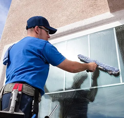 Window cleaning company in Edmonton AB